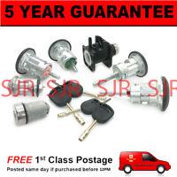For Ford Transit 2.3 2.0 2.4 (2000-2006) Complete 7 Lock Set & 4 Keys