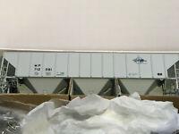 Oddballs decals HO Gulf Mobile Ohio 50/' PS box car ptd olive green  K77