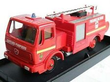 MERCEDES FIRE ENGINE PUMPER CITERNE 1/50 RED VEREM ISSUE MINT PACKED K7986Q ~#~
