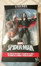 Marvel Legends Spider-Man Morbius figure, in box Hasbro 2015