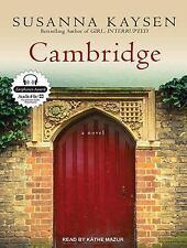 Cambridge by Susanna Kaysen (2014, MP3 CD, Unabridged)