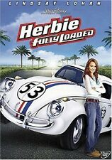 Herbie - Fully Loaded Movie DVD Factory Sealed New Free Shipping