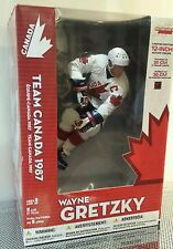 "McFarlane NHL Legends WAYNE GRETZKY Team Canada 12"" Variant Exclusive Figure"