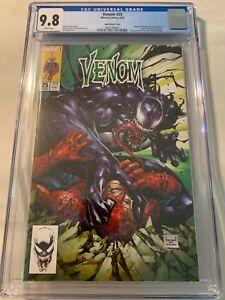 Venom #25 CGC 9.8 NGU Exclusive variant AMAZING SPIDER-MAN 316 HOMAGE