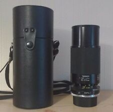 Tamron 80-210mm f3.8-4 BBAR Adaptall 2 Lente de zoom