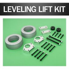 """Silver 2.5"""" + 2"""" Lift Kit W/ Complete Accessories - 4-Runner 4WD"""