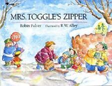 Kids fun paperback gr k-2:Mrs Toggle's Zipper-teacher's coat zipper stuck-what?