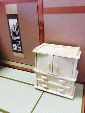 Dollhouse Japanese Style Furniture & BONBORI wood craft Amazing Japan
