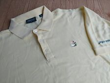 MASTERS Collection POLO of AUGUSTA NATIONAL site of The MASTERS Mens POLO (XL)