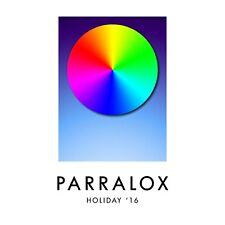 PARRALOX Holiday '16 CD 2016