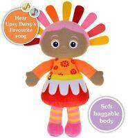 Snuggly Singing - Upsy Daisy Soft Toy