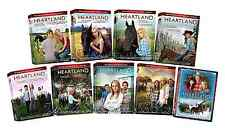 Heartland Series Complete Seasons 1 2 3 4 5 6 7 8 + Christmas Movie DVD Set(s)