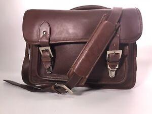 Ona The Brooklyn Brown Leather Camera Bag