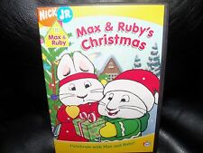 Max and Ruby - Max and Ruby's Christmas (DVD, 2004) EUC FREE USA SHIPPING