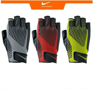 Nike Core Lock Training Gloves 2.0 DRY Lightweight DRI-FIT WEIGHTLIFTING