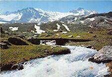 B53221 L'ete dans les montagnes Torrent a la onte des neiges  france