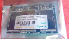 Apacer 2GB 44 pin horizontal IDE flash module SSD drive; AP-FM2048A10C5G;  New