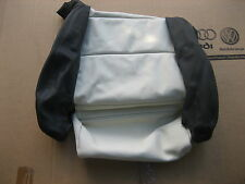 AUDI A6 QUATTRO GmbH LEATHER SEAT BASE COVER NEW GENUINE AUDI PART
