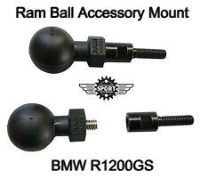 BMW R1200GS Ram Ball Accessory Mount