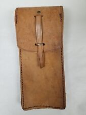 FRENCH FOREIGN LEGION LEATHER POUCHE.