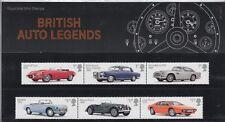 2013 BRITISH AUTO LEGENDS  PRESENTATION PACK No 488 INCLUDES MINI SHEET