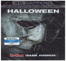 Halloween - 4K Ultra HD + Blu-ray + Digital  - Neuf sous blister
