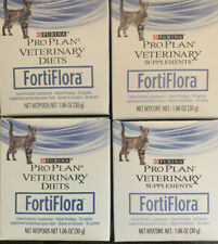 New listing 4 Purina Pro Plan Veterinary Diets FortiFlora Feline Nutritional Cat Supplement