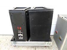 Pair EAW KF650z 3 Way Loudspeakers (Pair) w/ Road Case
