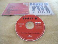 CD BONEY M - THE BEST OF BMG 1997 74321 476812  neuwertig