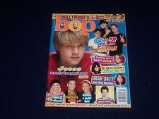 2005 JUNE/JULY BOP MAGAZINE - JESSE MCCARTNEY COVER - SP 4947