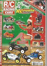 R/C RACING CAR N°190 LRP S8 BXe / T2M BLACK PIRATE / MOTONICA P8C / TAMIYA TRF