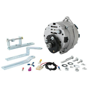 New Alternator Conversion Kit Made Fits Ford Fits New Holland NH Tractor Models