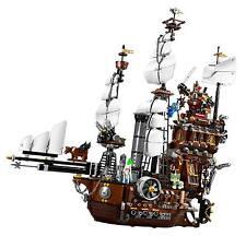 Pirate Ship Metal Beard's Sea  Blocks Toys 2791 Pcs - MOC 70810 DHL Delivery