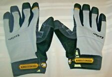 Youngstown Gloves Dupont General Utility Lined with KEVLAR size XXL Gray
