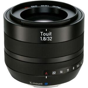 Zeiss Touit 32mm f/1.8 Lens for FujiFilm-X Cameras