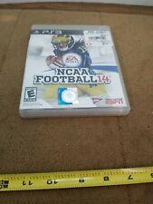 Ncaa Football  14 Ps3 Game In Original  Case