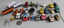 lot 28 VTG Galoob Micro Machines assorted loose Jets Monster Trucks Vette Semi