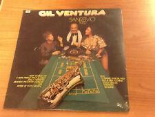 LP GIL VENTURA SAN REMO 1982 SAX CLUB N.22 EMI 3C 054-18576 P 1982 SIGILLATO MCZ