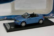 Solido 1/43 - Audi TT Roadster 2004 Blu