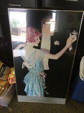 "The Metropolitan Museum of Art GALLERY POSTER 1986 ""Dance"" The costume Institute"