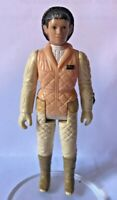 "VINTAGE STAR WARS- POCH PRINCESS LEIA HOTH ""TEX MEX"" DARK TAN HEAD **RARE**"