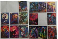 MARVEL MASTERPIECES 1994 -118 Cards incl. Rare, Holofoil & Gold Signature