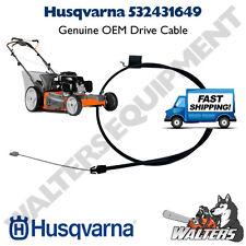 Genuine Husqvarna Drive Cable 532431649   HU700F   HU675FE   HU600F   7022F