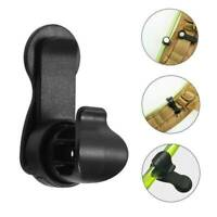 Holder Tube Clip Removable Cycling Black Hydration Water Bag Magnetic Hose Sport