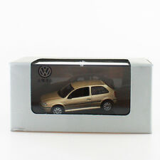 ORIGINAL MODEL,1:43 Volkswagen VW GOL,VERY RARE,GOLD