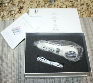 NEW DERMA TECH SONIC FACIAL LIFTING HOT COOL REJUVENATION SKIN CARE SYSTEM