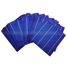 Pack of 25 6x6 Solar Cell Cells 156x156mm for 100W Panel Education Game Toys