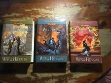 Dragonlance Legends Trilogy (Volumes 1, 2 & 3) Hardcover