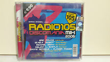 RADIO 105 DISCOMANIA MIX 2005 NEW SIGILLATO CD 8019991005088