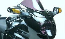 Honda CBR1100XX Blackbird Headlight Lens Cover Shield Dark - Powerbronze NOS